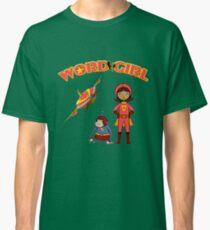 wordgirl Classic T-Shirt