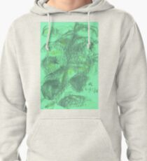 Nature Abstract 1 Pullover Hoodie