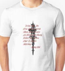 Molag bal - Black Unisex T-Shirt