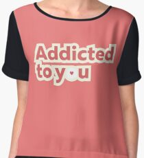 Addictive Women's Chiffon Top