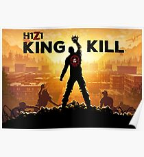 H1Z1 King of the Kill HQ Print Poster