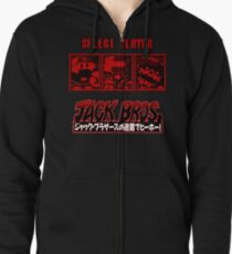 Please Select Your Jack Bros. Zipped Hoodie