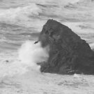 """Saphire Rock"" by stevekaren"