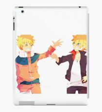 Naruto And Boruto Next Generations iPad Case/Skin