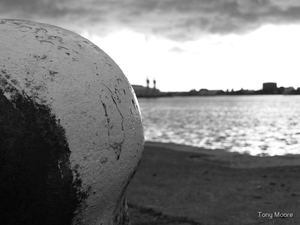 Decay: moorings by Tony Moore