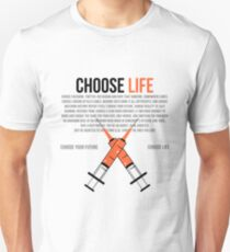 T2 - Trainspotting T-Shirt