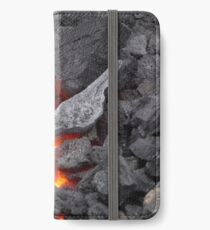 Swan-born from Bridie's Forge iPhone Wallet/Case/Skin