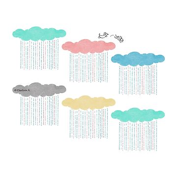 Rain Or Shine (pattern) by Dollgift