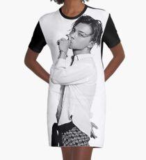 Taeyang BigBang Graphic T-Shirt Dress