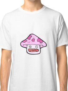 toadstool cartoon  Classic T-Shirt