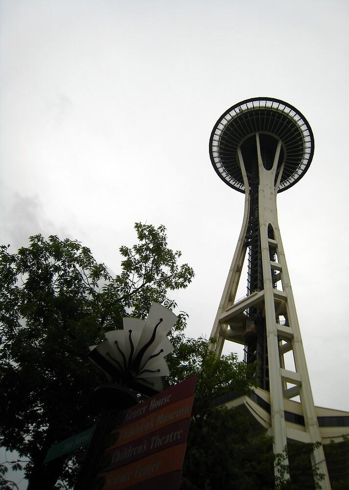 Seattle by Samantha Lowe