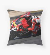 Chris Trounson - Supersport Throw Pillow
