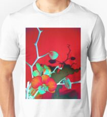Hot Orchid Night Unisex T-Shirt