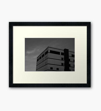 Austin Hospital Framed Print