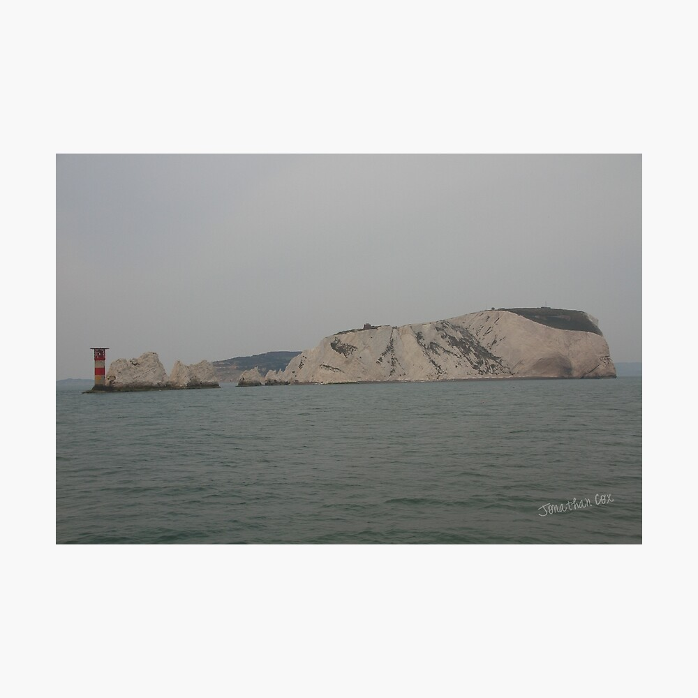 The Needles Photographic Print