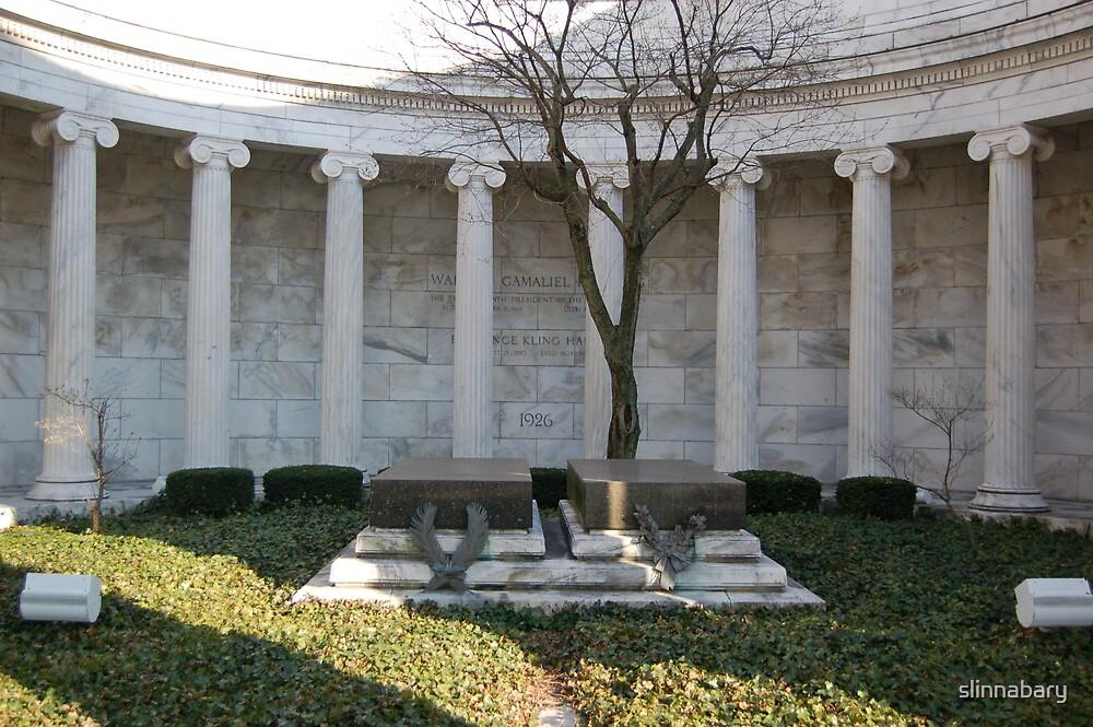 President Harding Memorial by slinnabary