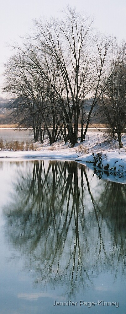 Reflections  by Jennifer Page-Kinney