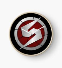 Reloj Metroid / Screw Attack Logos