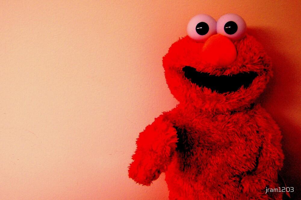 Elmo by jram1203