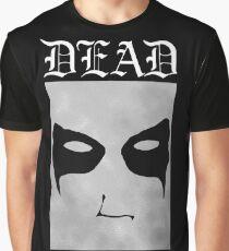 "Per ""Dead"" Ohlin Corpsepaint Graphic T-Shirt"