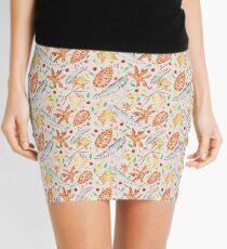 Otoño - Fall Mini Skirt