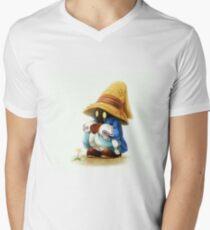 Baby Vivi Mens V-Neck T-Shirt