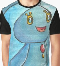 Manaphy Graphic T-Shirt