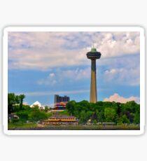 Skylon Tower Sticker
