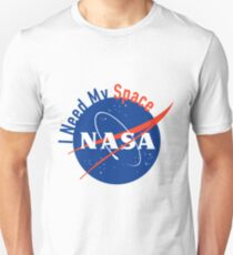 NASA - I Need My Space Unisex T-Shirt