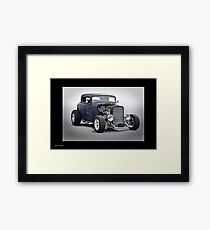 1932 Ford 'Chopped Top' Coupe Framed Print