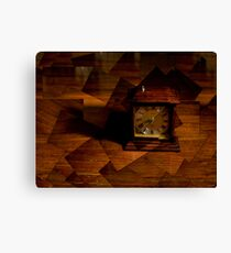 45 fragments of time Canvas Print