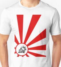 Kamakazi Racer Unisex T-Shirt