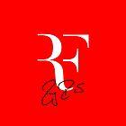 RF Logo Roger Federer Perfect Tennis by michaeldavis189