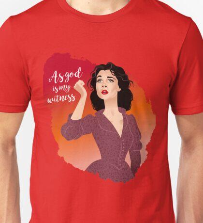 Scarlett's oath Unisex T-Shirt