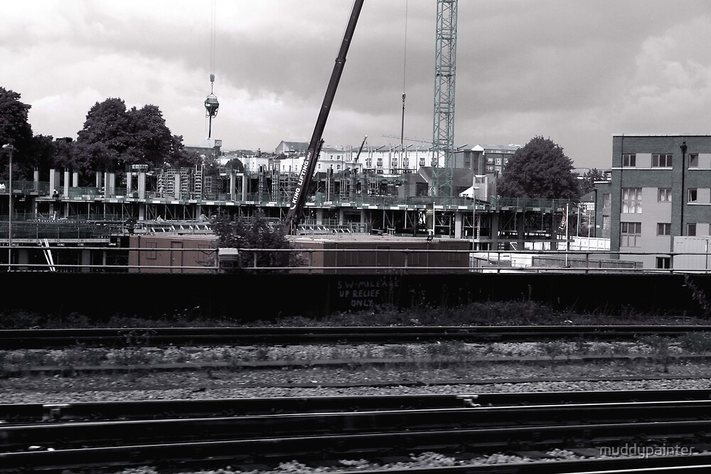 Bristol  by muddypainter
