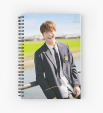 moonbin Astro Spiral Notebook