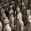 Emperor Qin Shi Huang's Army, China by liquidluma
