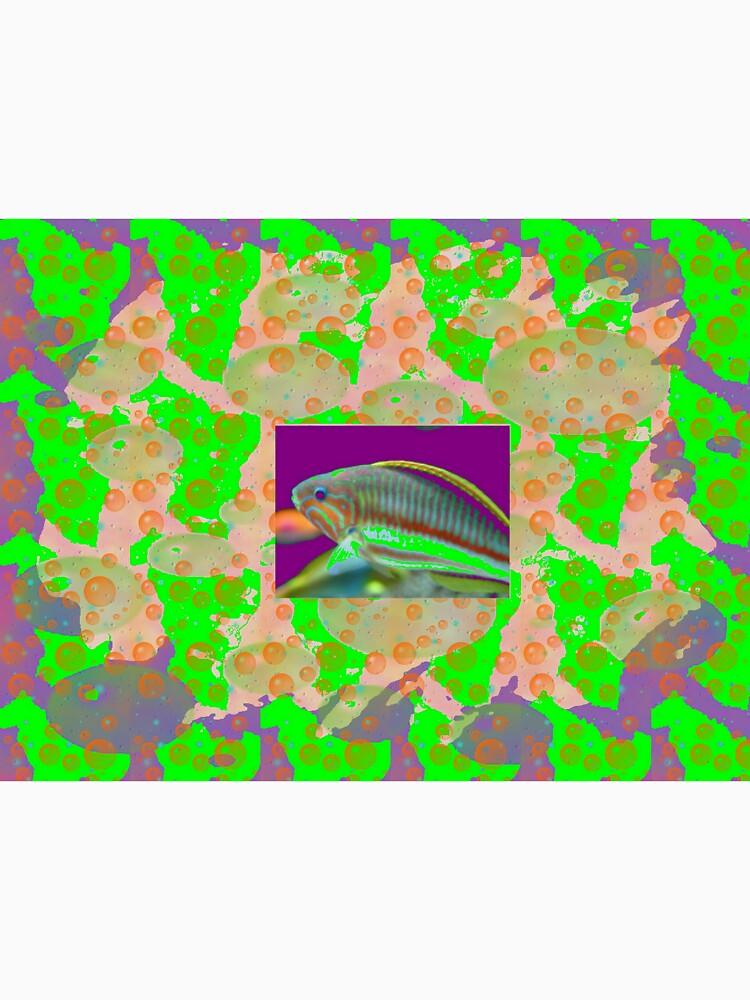 BUBBLES FISH by juliecat