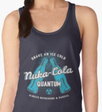 Fallout nuka cola quantum logo, Women's Tank Top