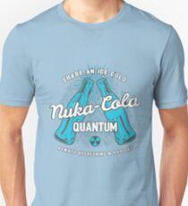 Fallout nuka cola quantum logo, Unisex T-Shirt