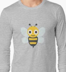 Cute Honey Bee, Wings Long Sleeve T-Shirt