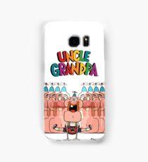 Uncle Grandpa Samsung Galaxy Case/Skin