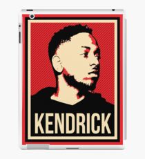 Kendrick - Obey Style  iPad Case/Skin