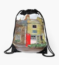 #67 South Street  Drawstring Bag