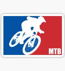 Mountain Bike All-Star Sticker