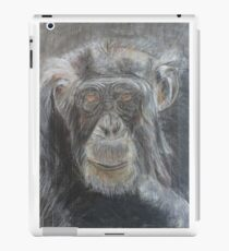 Old monkey iPad Case/Skin