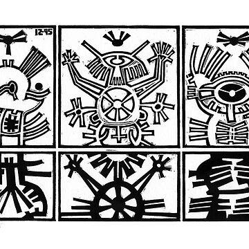 Three Figures by framebyframe