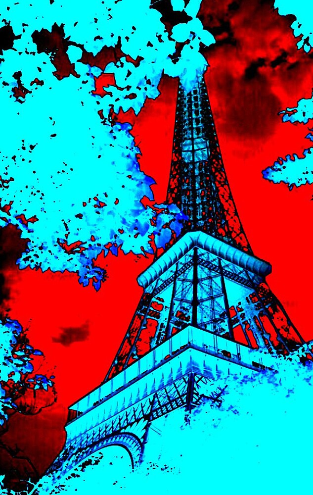 The Tower Too by aline