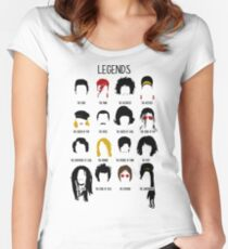 Legends Women's Fitted Scoop T-Shirt