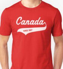Happy 150th Birthday Canada! T-Shirt